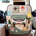 SMDPPWDBB Водонепроницаемая универсальная сумка для детской коляски органайзер для детской машины подвесная корзина для хранения аксессуаров ...
