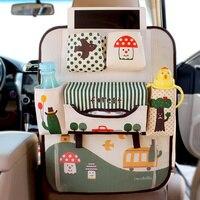 SMDPPWDBB Waterproof Universal Baby Stroller Bag Organizer Baby Car Hanging Basket Storage Stroller Accessories Ipad Bag
