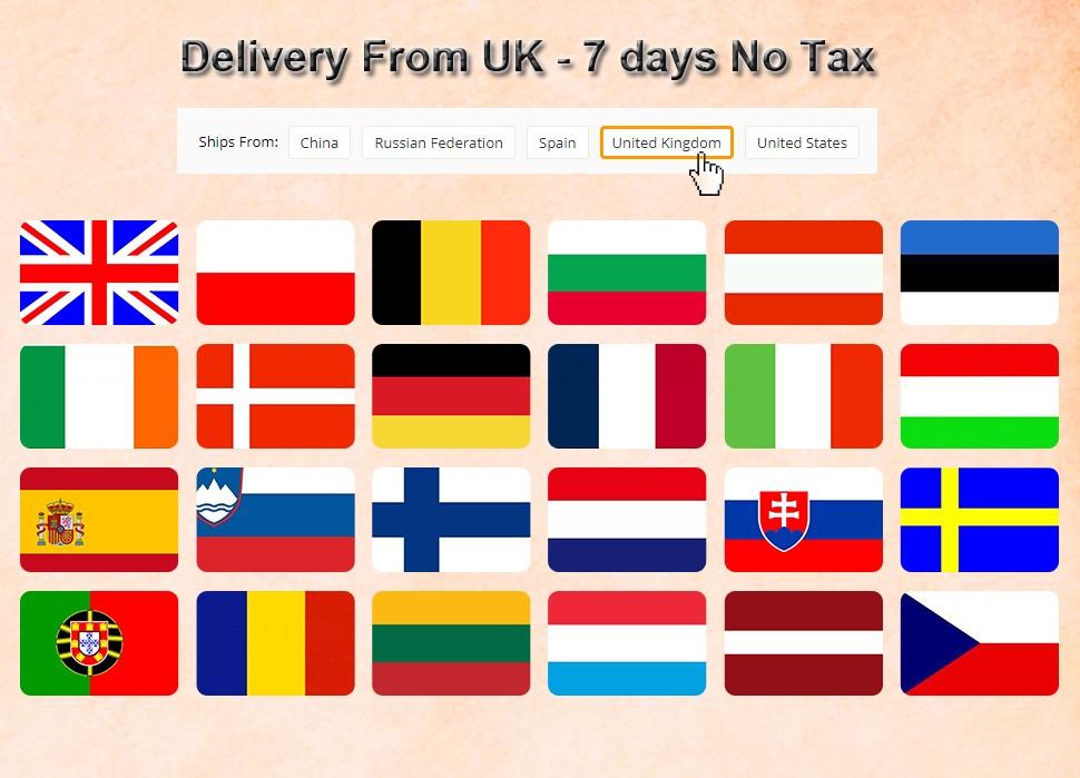 EU shipping