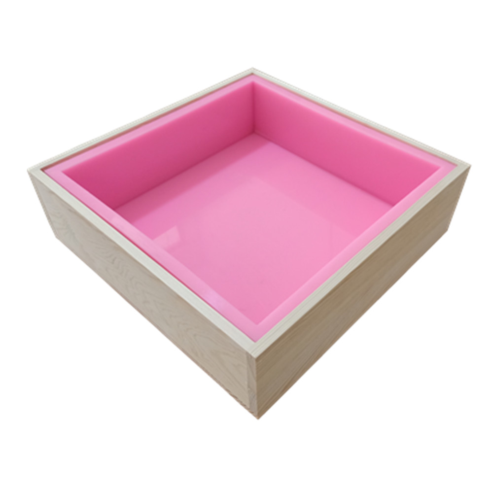 Big Size Bar Soap Mould Custom Silicone Mold For Cold Process Soap Making