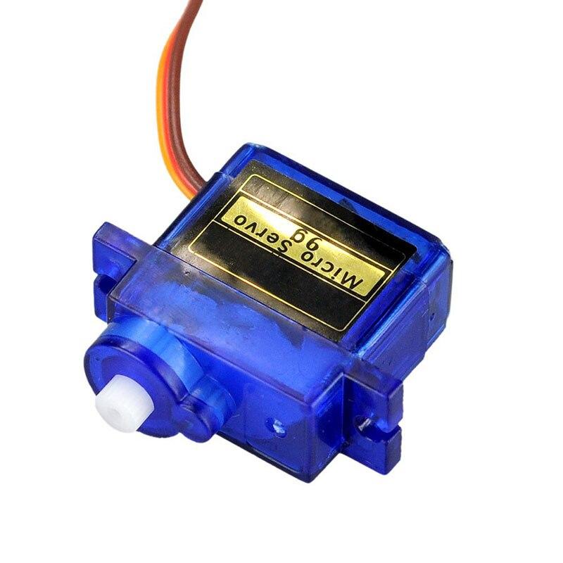 1 5 10 Pcs Mini SG90 Micro Servo Motor for font b RC b font Robot