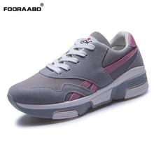 2016 Fashion Women Casual Shoes Breathable Mesh Lace-up woman jogging Trainers Shoes Best for runn business Chaussure Femme
