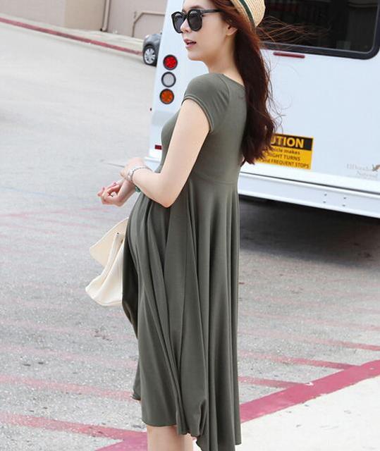 Modal Cotton Maternity Clothing 2