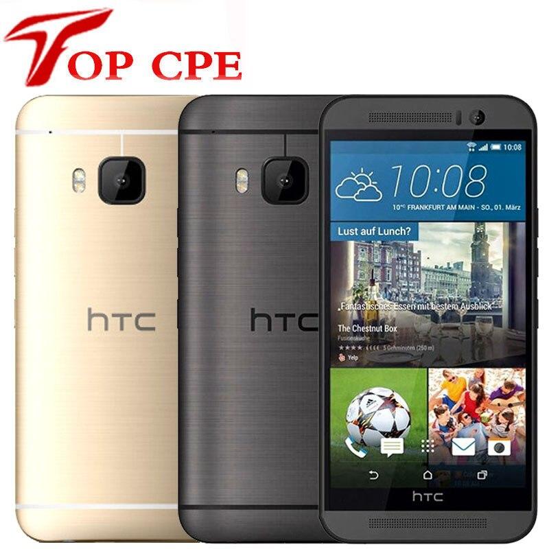 HTC один M9 оригинальный разблокирована GSM 3G 4G Android Octa core Оперативная память 3G B Встроенная память 32GB 5,0