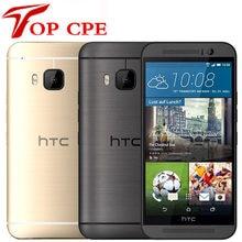 Htc one m9 original e desbloqueado, gsm 3g 4g android octa core ram 3gb rom 32gb 5.0