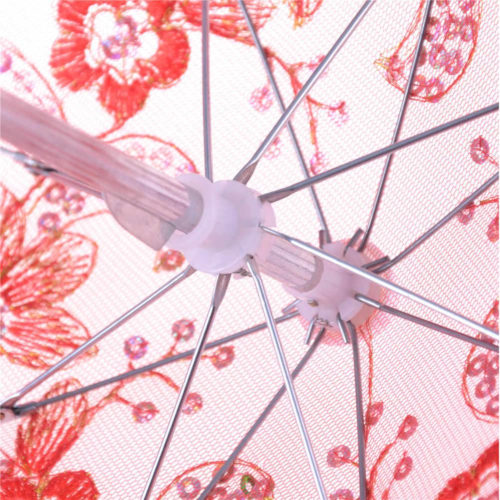 1/2 шт. подарок на день рождения для детей мини Зонт дождевик для 18 дюймов Кукла жизни путешествие аксессуары для кукол