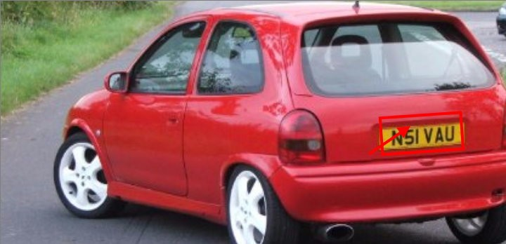 Opel Corsa B 1993~2000
