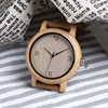 BOBO BIRD relogio masculino Antique Bamboo Watches Men and Women With Leather Strap Wood Wristwatch Top Brand Drop Shipping 3