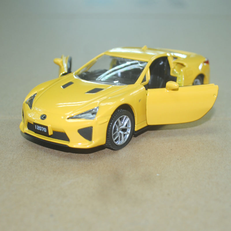 Brand New JOYCITY 1/36 Scale JAPAN Lexus LFA Diecast Metal Pull Back Car  Model Toy For Gift/Kids/Collection In Diecasts U0026 Toy Vehicles From Toys U0026  Hobbies ...