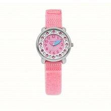 JACQUES FAREL Kids Children watches fashion cute simple waterproof Quartz Wristwatches Girls clock