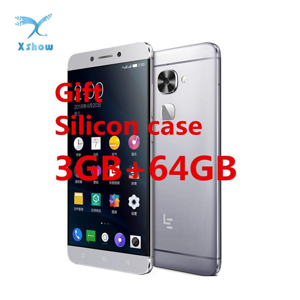 LeEco LeTV Le X526 X520 5.5inch Octa Core 3000mAh 3GB RAM 32GB ROM 16.0MP+8.0MP Android 6.0 Snapdragon 652 4G LTE Smart Phone