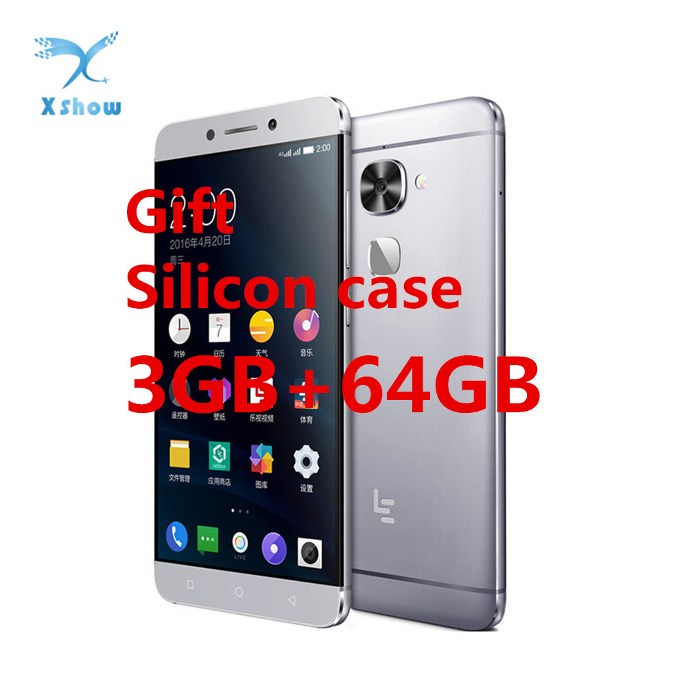 LeEco LeTV Le X526 X520 5,5 zoll Octa Core 3000mAh 3GB RAM 32GB ROM 16.0MP + 8.0MP android 6.0 Snapdragon 652 4G LTE Smartphone-in Handys aus Handys & Telekommunikation bei AliExpress - 11.11_Doppel-11Tag der Singles 1