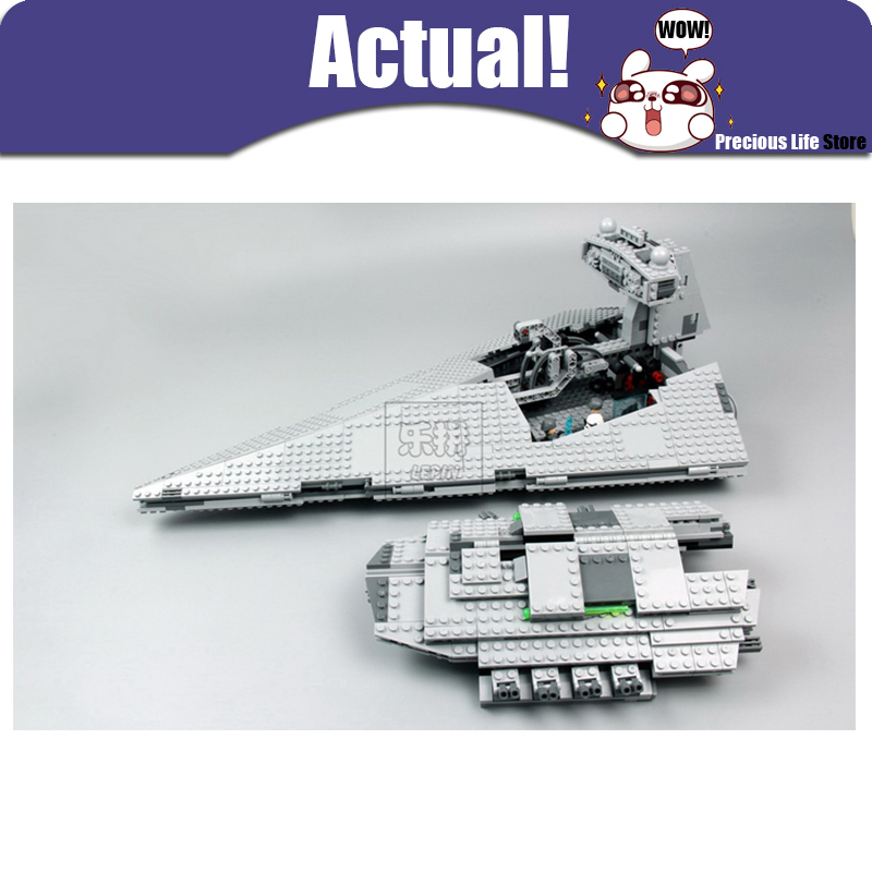 Lepin 05062 Star Series Wars The Imperial Super Star Destroyer Set Building Blocks Bricks Educational Toys Gift Compatible 75055 05028 star wars execytor super star destroyer model building kit mini block brick toy gift compatible 75055 tos lepin