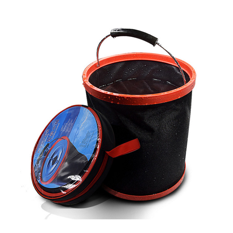 Collapsible Watering Can Campervan Camping Tool Collapsible Folding Bucket