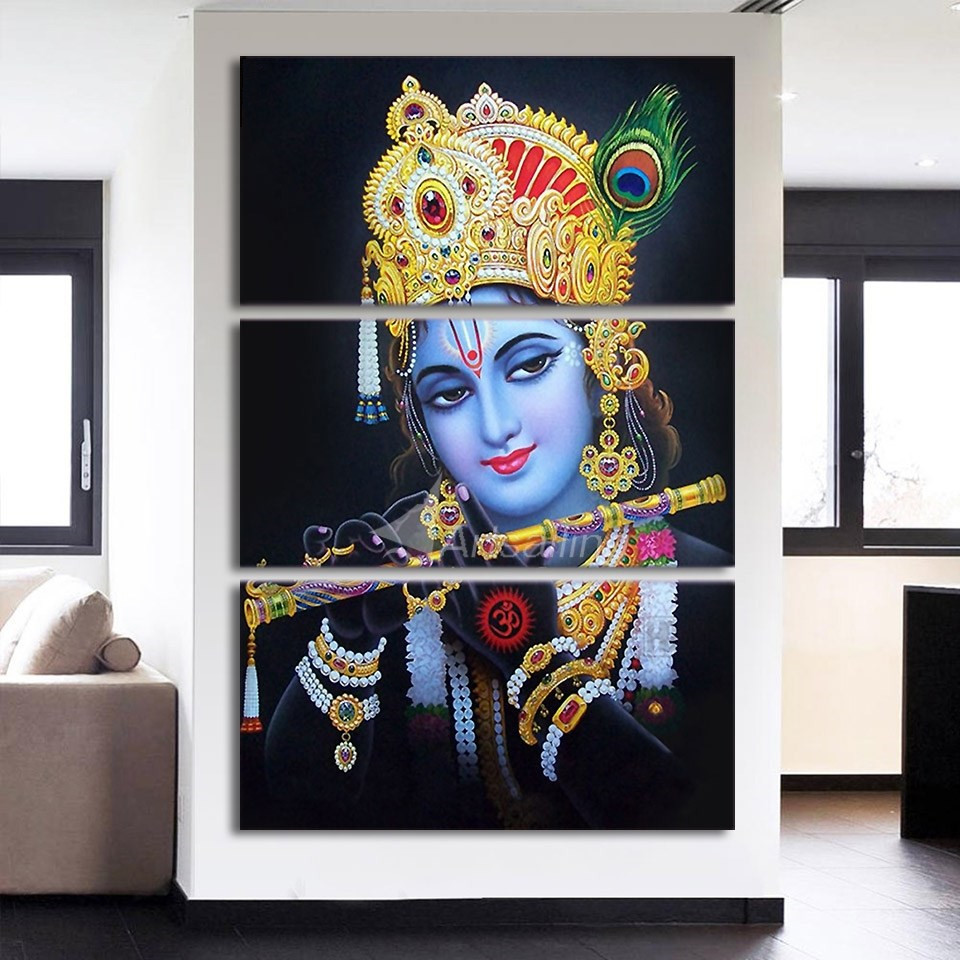 Buy canvas wall art pictures home decor - Wall pictures for living room india ...