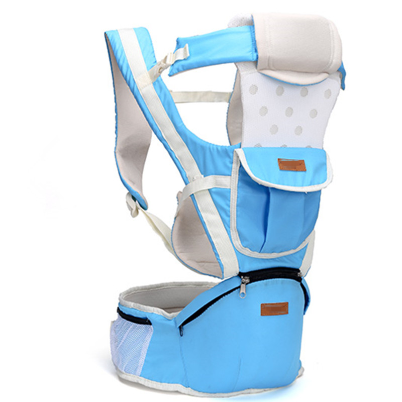 Breathable Comfort Front Facing Baby Carrier Sling Kangaroo Ergonomic 360 Porta Bebes Infant Hipseat for 0-36 Months manduca
