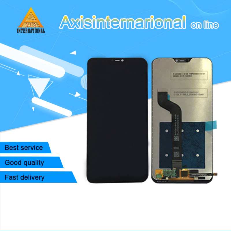 Original Axisinternational For 5.84 Xiaomi redmi 6pro redmi 6 pro LCD screen display+touch panel digitizer for xiaomi A2 LiteOriginal Axisinternational For 5.84 Xiaomi redmi 6pro redmi 6 pro LCD screen display+touch panel digitizer for xiaomi A2 Lite