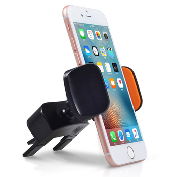 No Magnetic Car Phone Holder CD Slot Air Vent Smartphone Mount Holder Mobile Cell Phone Stand