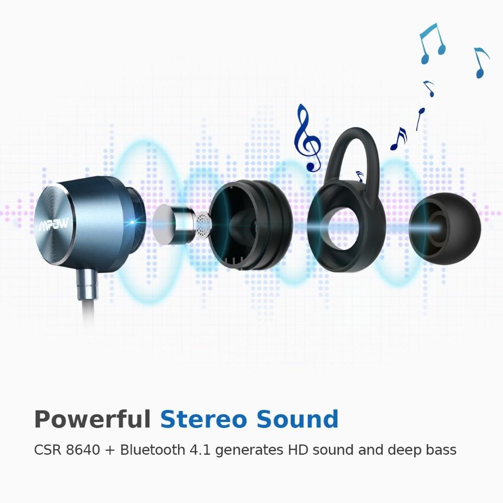 BH083 Mpow Magnetic Earphone (6)