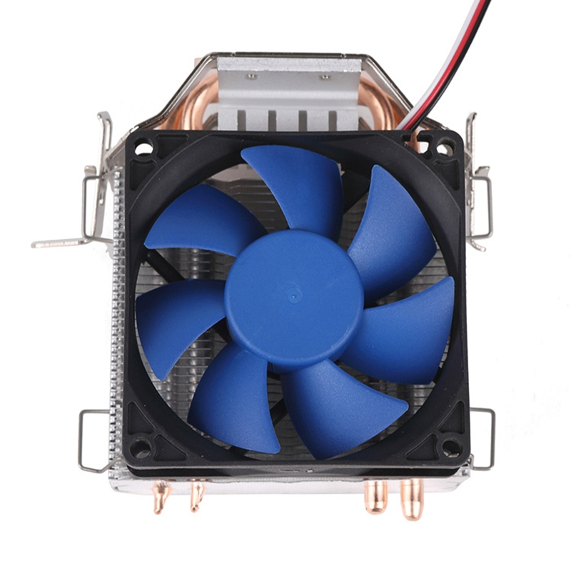 CPU cooler 3 pin Cooling fan for Intel LGA 115X 1151 775 1150 for AMD AM3+/FM1/FM2 Processor radiator for Desktop PC case
