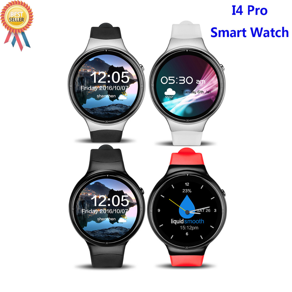best seller Bluetooth Smart Watch Android 5.1 <font><b>RAM</b></font> <font><b>2GB</b></font> <font><b>ROM</b></font> <font><b>16GB</b></font> <font><b>Smartwatch</b></font> GPS WiFi Nano SIM card 3G watch for Men's Wristwatch image