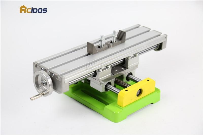 BG-6350 Mini összetett pad / famegmunkálási padok, RCIDOS asztali - Famegmunkáló berendezések - Fénykép 2
