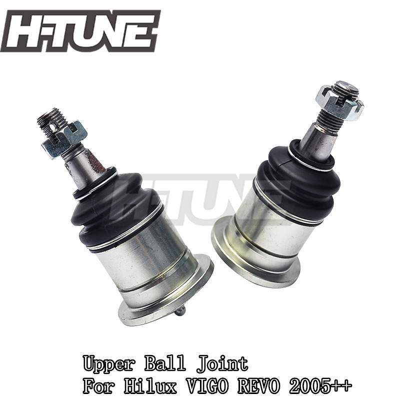 H-TUNE 4WD 25mm Front Extended Upper Ball Joint For Hilux Vigo 05-14 diff drop kit for hilux