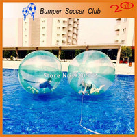 Free shipping! Manufacturer customize ! floating water walking ball giant water hamster ball floating water walking ball