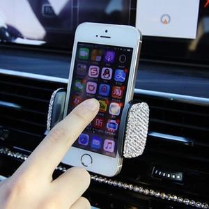 Image 5 - Support universel de voiture en cristal strass
