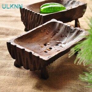 Деревянный держатель для туалетного мыла, деревянный спа-стойка, мыльница для ванной, творческие бытовые товары, украшения для дома