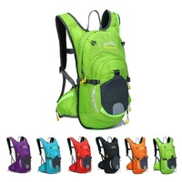 Outdoor Sport Hiking Cambling Camping Riding Waterproof Shoulder Backpack Rucksack Travel Hydration Camelback Water Bag 15L
