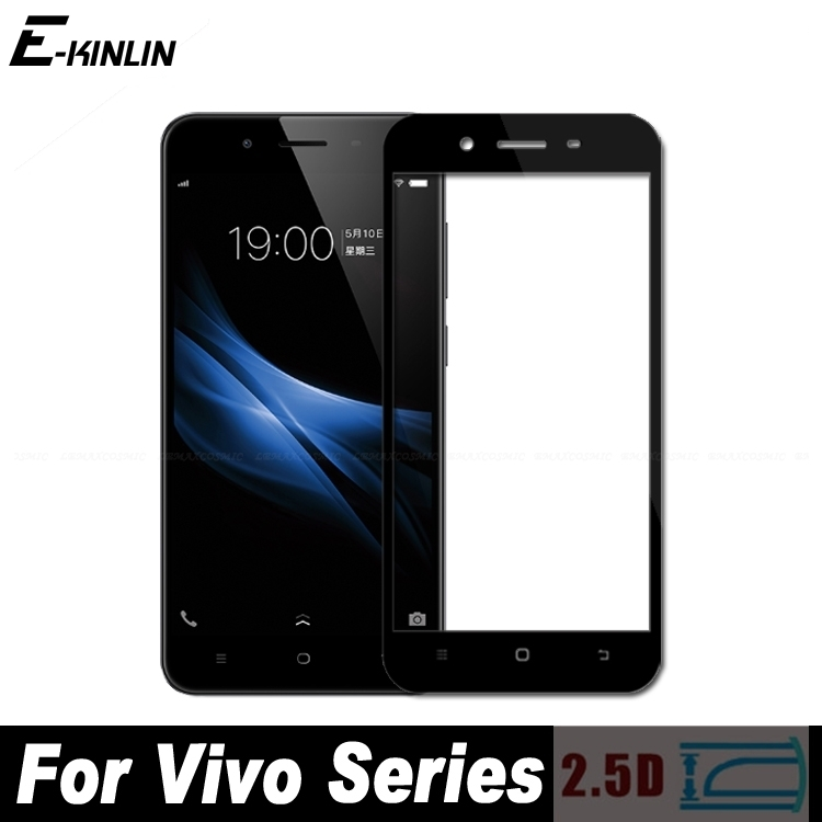 Lowered 2 5d Full Cover Tempered Glass Screen Protector Protective