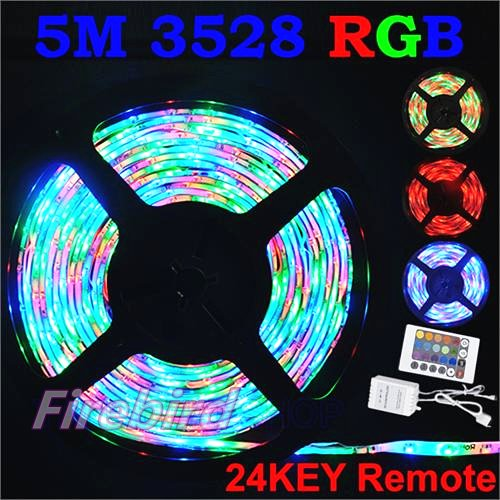 Aliexpress Com Buy 3 Color 5m Roll Led Waterproof Soft