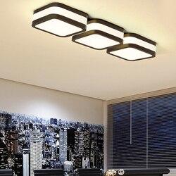 12W nowoczesne lampy sufitowe LED światła korytarz ganek balkon lampa oświetlenie wewnętrzne do montażu na powierzchni plac doprowadziły sufitu światła AC90 265V w Oświetlenie sufitowe od Lampy i oświetlenie na