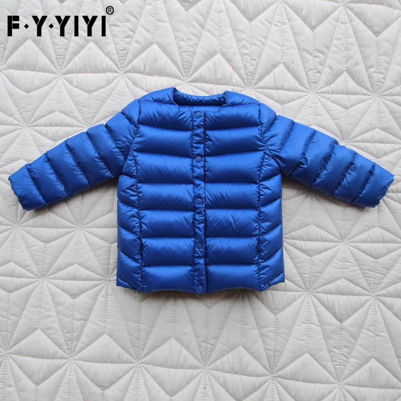 Autumn and winter new clothes Thickening of children's down jacket Light children's coat Boys and girls clothes Very warm children autumn and winter warm clothes boys and girls thick cashmere sweaters