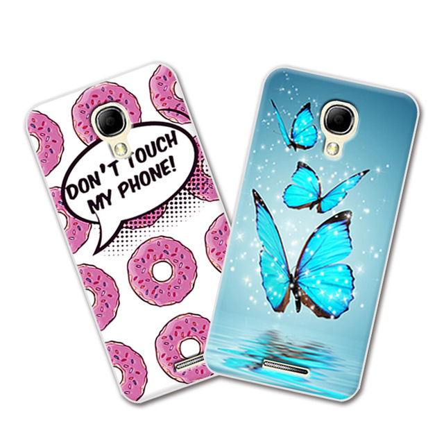 huge discount 6ae16 c69d2 US $1.42 |One Touch Pixi 4 Good Phone Cases For Alcatel One Touch Pixi 4 OT  5010 5010D Art printed Fundas Case Cover Pixi 4 5.0