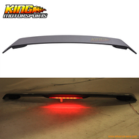 For 2012 2013 2014 2015 Civic OEM Painted Match Polished Metal Metallic Trunk Spoiler (#NH737M)