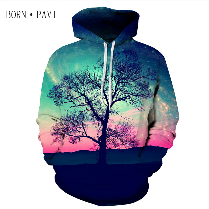 BORNPAVI Newest 3D Print Christmas Halloween Skull Theme Pullover Hoodies for Women/men Causal Loose Plus Size Sweatshirts Femme
