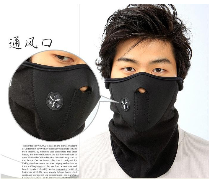 Motosiklet Yüz Maskesi Kapak Polar Unisex Boyun Koruma kafatası Eşarp Beyaz BMW Için Kawasaki Suzuki Yamaha Honda Ducati KTM
