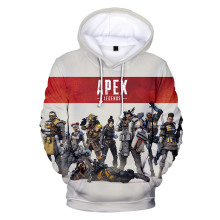 Hot Sale Hoodie Apex Legends 3D Hoodies Men Women Harajuku Sweatshirts New Print Casual