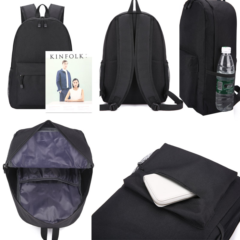 R.E.M. Rapid Eye Movemen band backpack school bag Notebook backpack Leisure Daily backpack traveling backpack