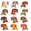 Cute Kids Collection Rare Figure Dog LPS Lot DACHSHUND Children S Toy Gifts