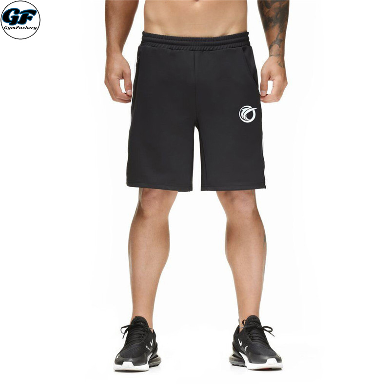 New Fashion Mens Baggy Jogger Casual Fitness bodybuilding Slim fit men Shorts Slacks movement Soft Cotton gyms Shorts mens