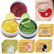 60pcs Collagen Eye Mask Eye Patches Under the Eyes Dark Circles Puffiness Wrinkles Moisturizing Sheet Mask Gel Eye Pad Face Mask bone collagen eye mask golden eye mask removing black eye under eye puffiness