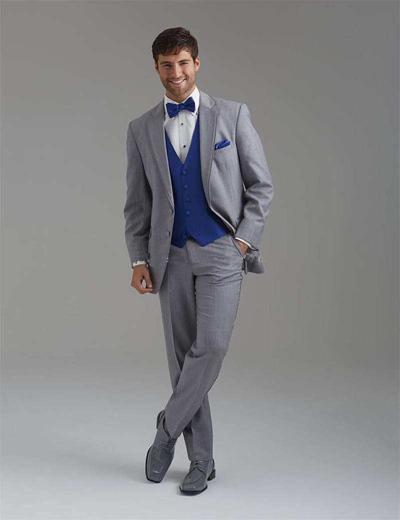 Popular Prom Suit Grey-Buy Cheap Prom Suit Grey lots from China ...