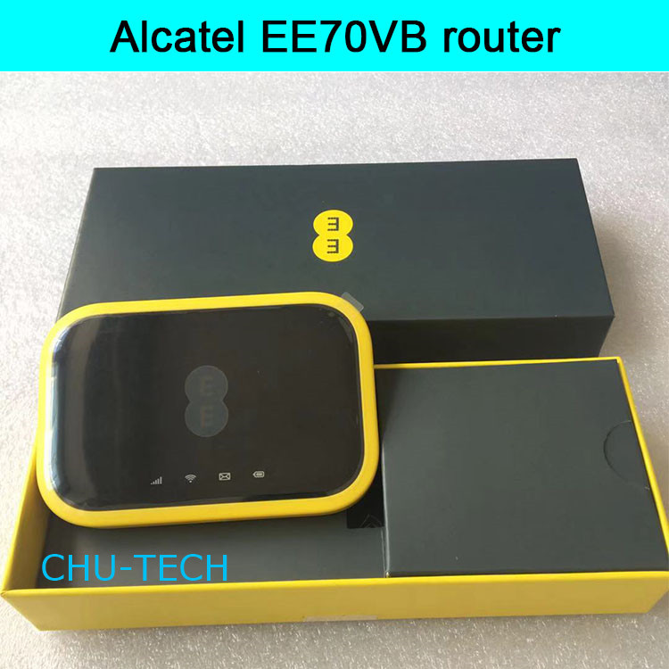 Unlocked EE Mini 2 4G LTE Alcatel EE70 EE70VB Mobile WiFi Router