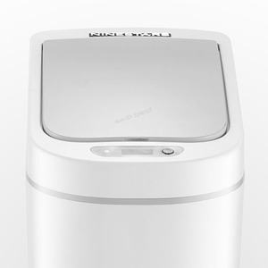 Image 3 - Original Youpin NINESTARS Smart Trash Can Motion Sensor Auto Sealing LED Induction Cover Trash 7/10L Home Ashcan Bins