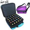 42 Bottles Essential Oil Carrying Case 10ML15ML Essential Oils Bag Storage For Traveling Sturdy Double Zipper