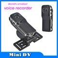 New Arrival MD80 Mini DV DVR Sports Camera for Bike /Motorbike Video Audio Recorder 720P HD DVR Mini DVR Camera + Holder