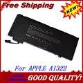 """JIGU A1322 battery Laptop Battery For Apple MacBook Pro 13"""" MB990LL/A MB991LL/A MC374LL/A A1278 MC700 11.1V 58Wh"""